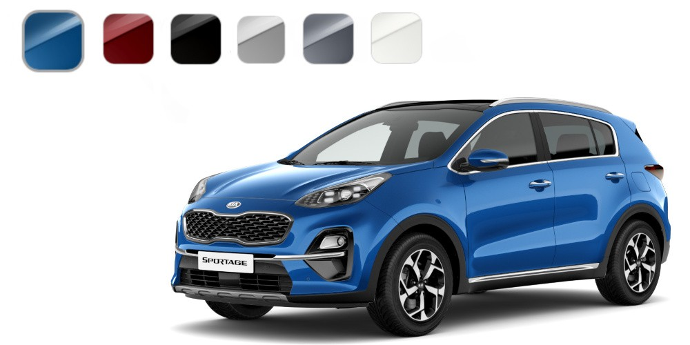 Sportage Lx Special Promotion