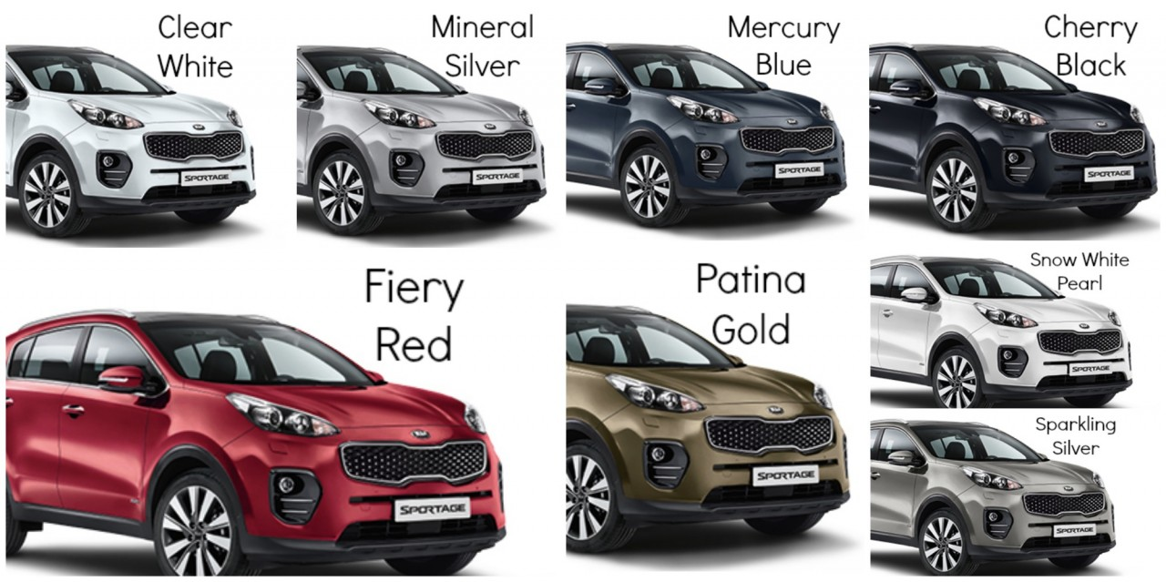 Introducing The All New 2016 Kia Sportage In Trinidad And