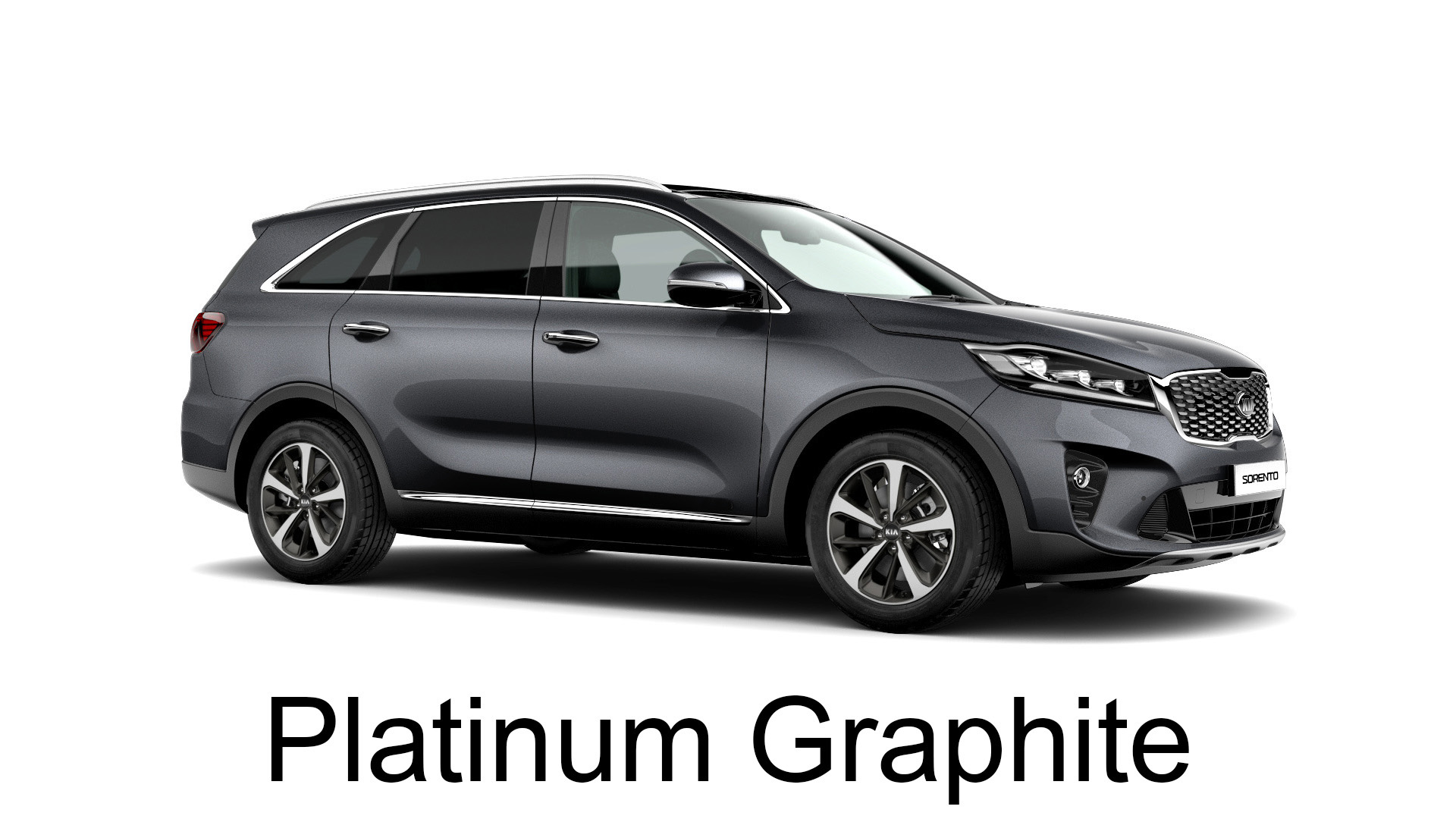Platinum Graphite